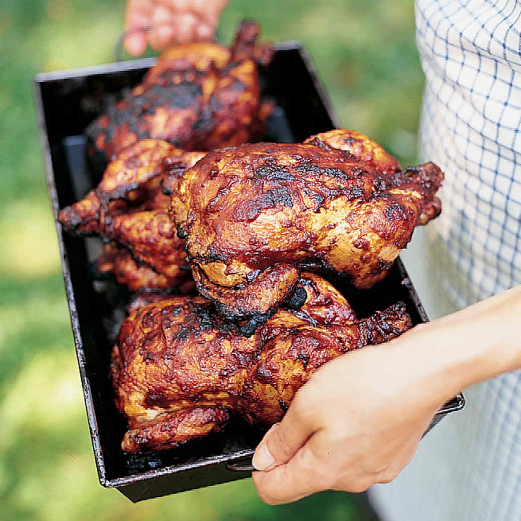 Susan Spungen's Barbecued Chicken