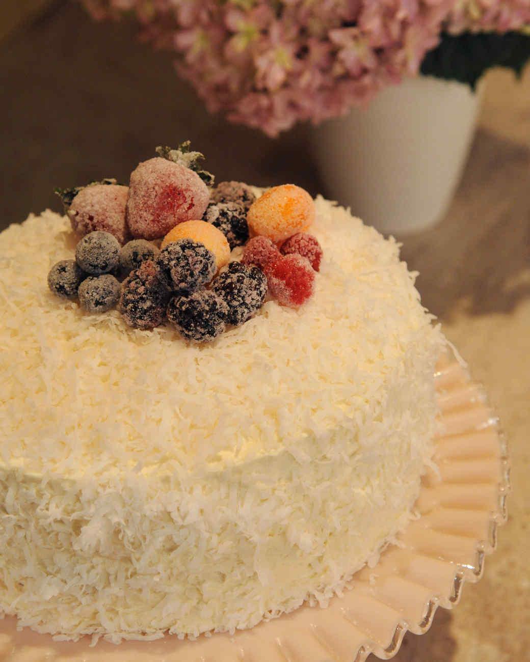 Best Desserts from ''The Martha Stewart Show'' | Martha Stewart