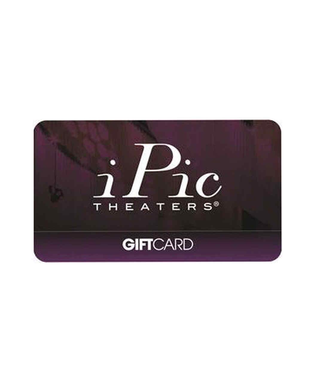 ipic gift card
