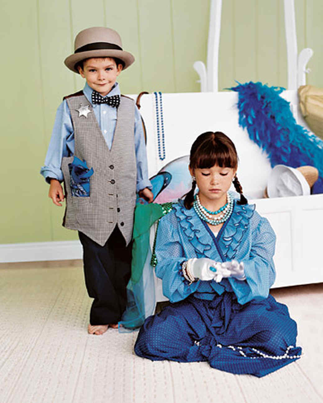 Dress Up Pretend Play Images On: Martha Stewart
