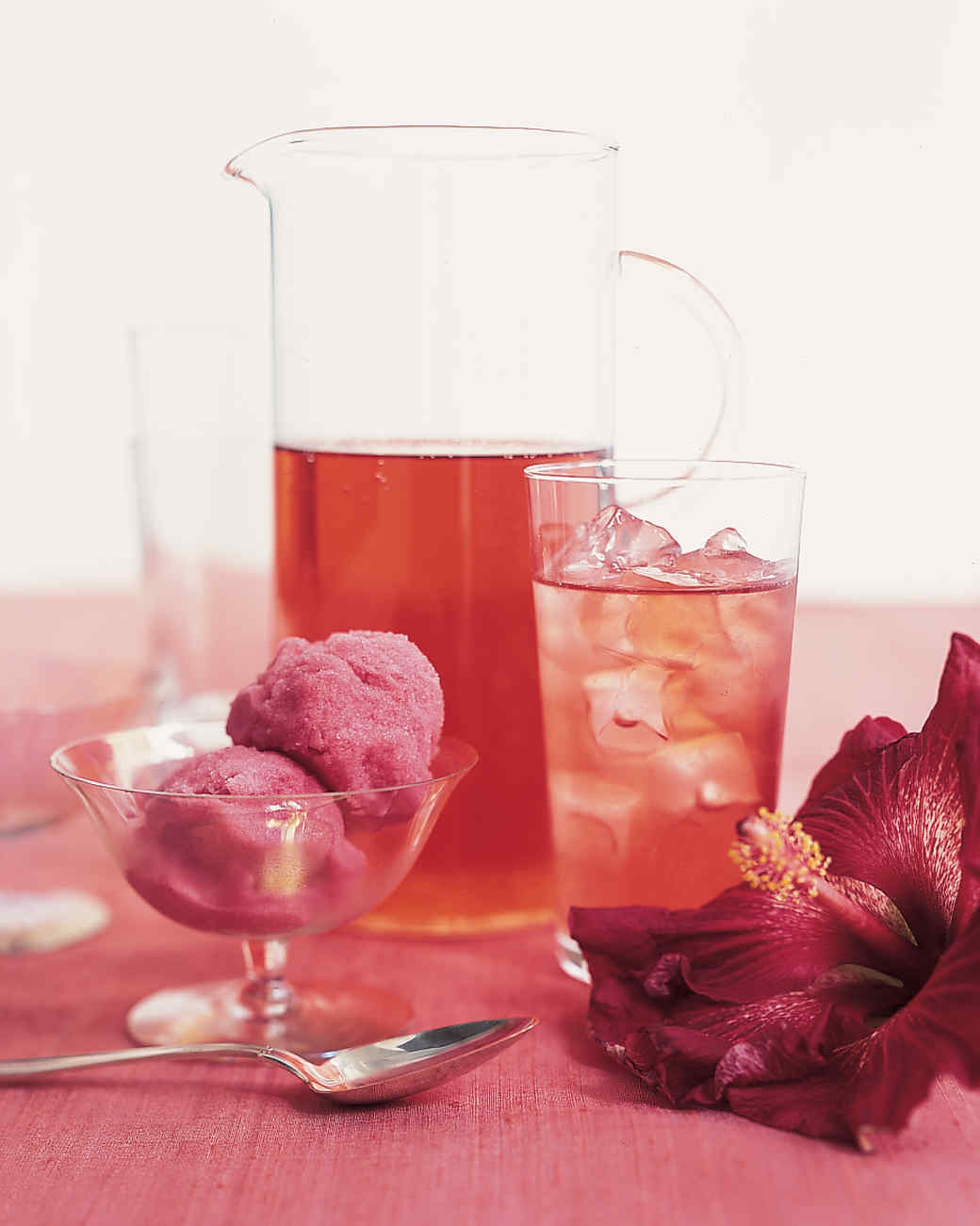 Hibiscus Punch Recipe | Martha Stewart