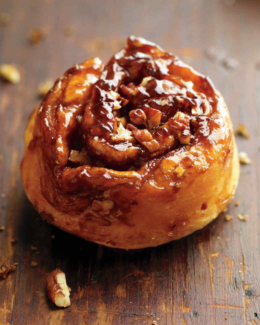 Brown Sugar and Pecan Sticky Buns Recipe | Martha Stewart