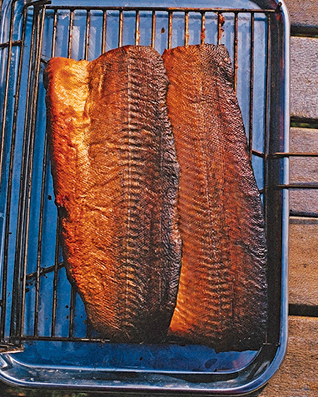 Smoked fish for How to smoke fish in a smoker