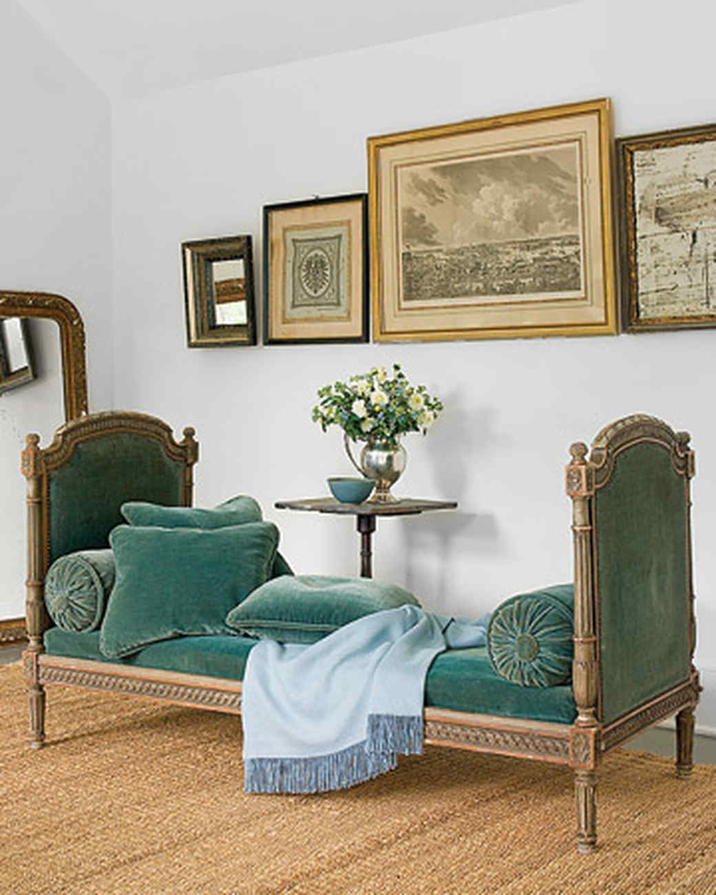 Decorating With Green Decorating With Seaside Shades Martha Stewart