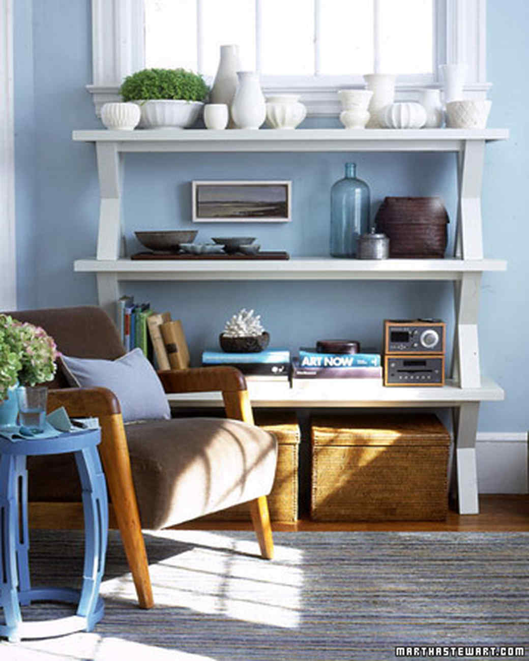 Repurposed Furniture And Decor Martha Stewart