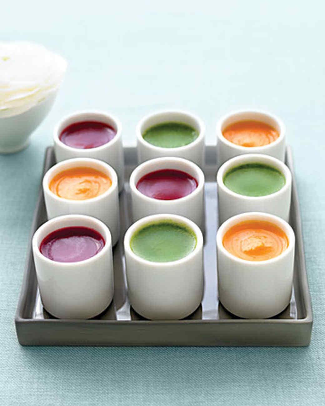 Winter Wedding Food: Winter Baby Shower Ideas