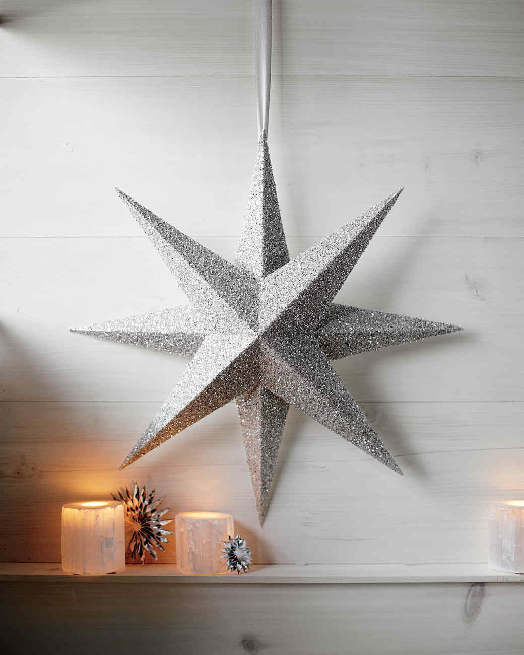 The Star System: Christmas Star Decorations