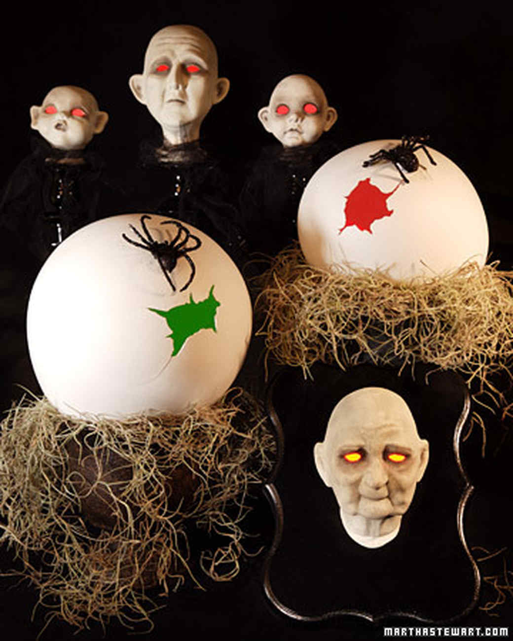 halloween crafts ideas martha stewart - Halloween Crafts For Adults