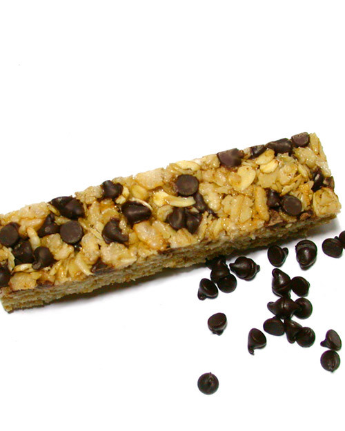 Nonuttin' Chewy Chocolate Chip Granola Bars