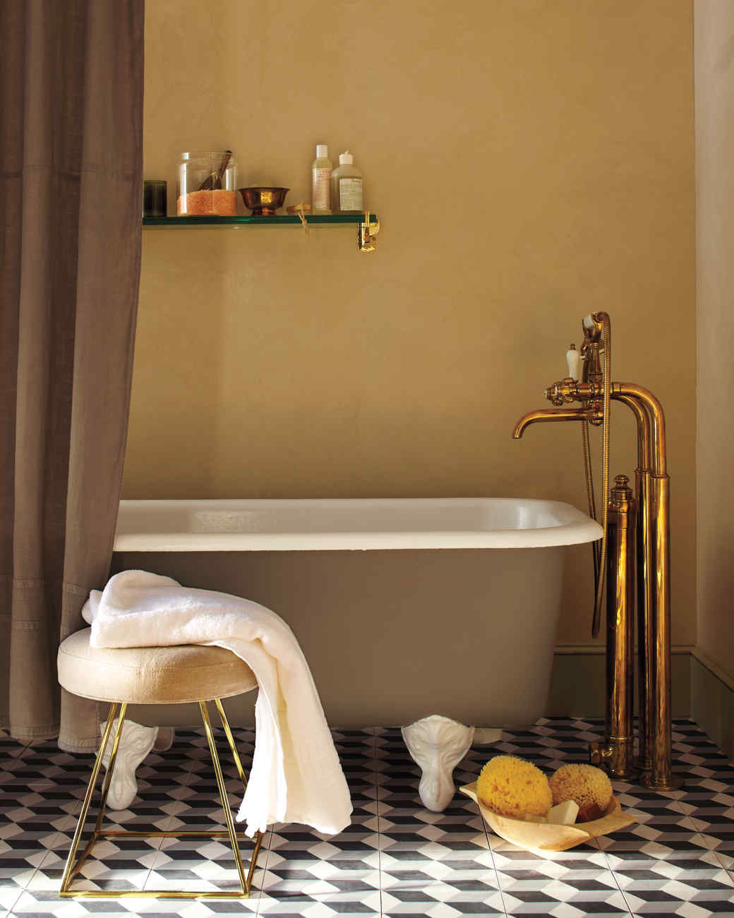 Decorate With Brass