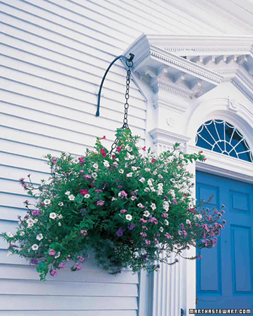 Container garden ideas for any household martha stewart Container plant ideas front door