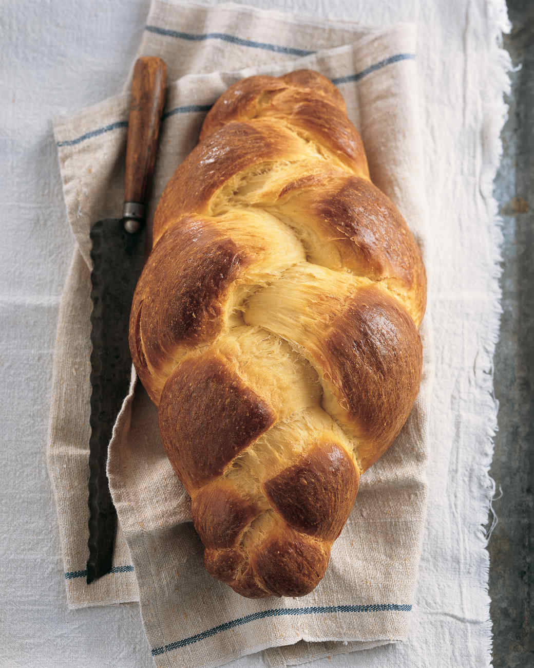 Challah by Hand