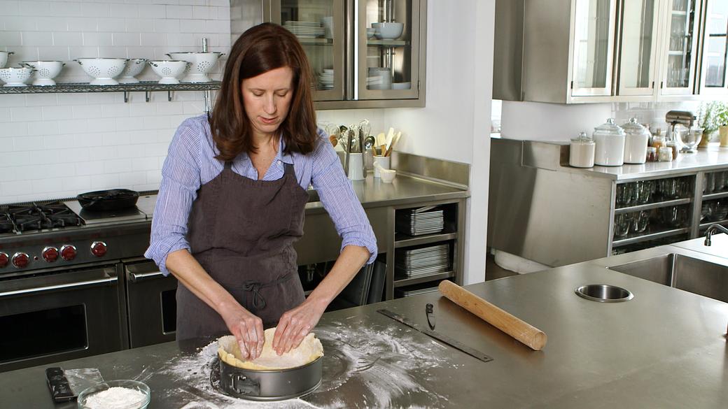 Deep Dish Quiche Crust
