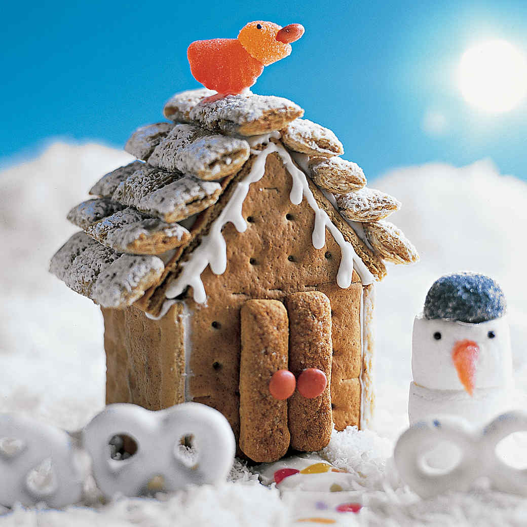 Building Cookie Cottages: Creature Comforts