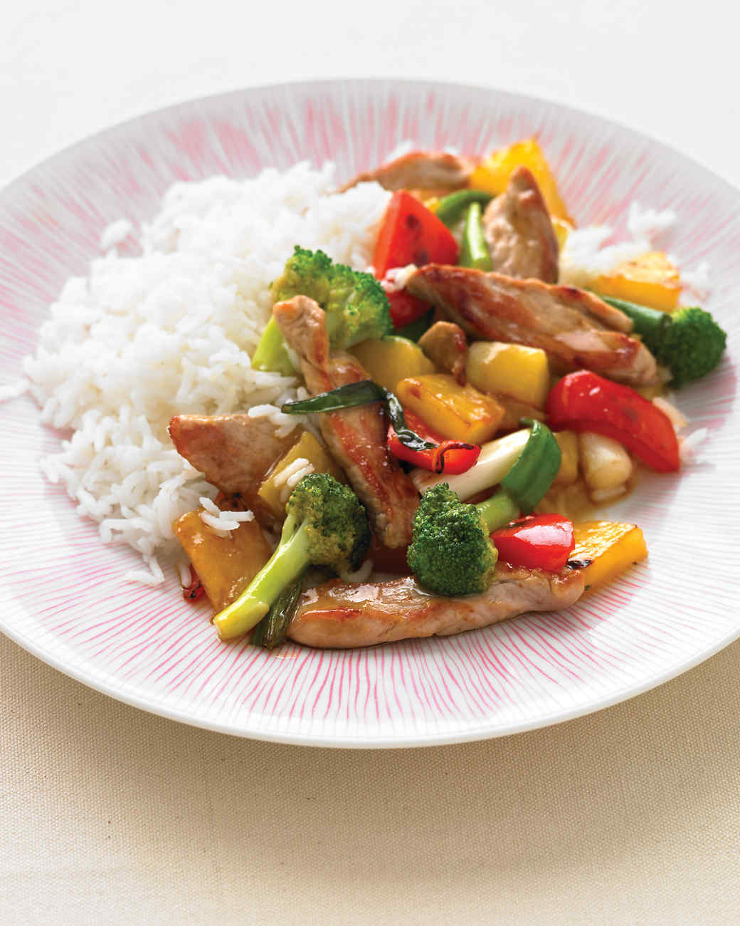 Low Carb Paleo Sweet and Sour Pork