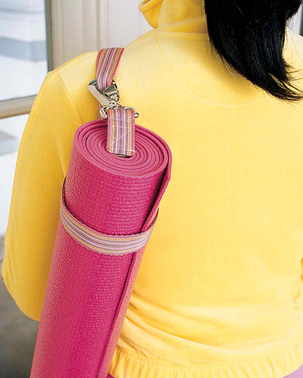 Totable Yoga Mat