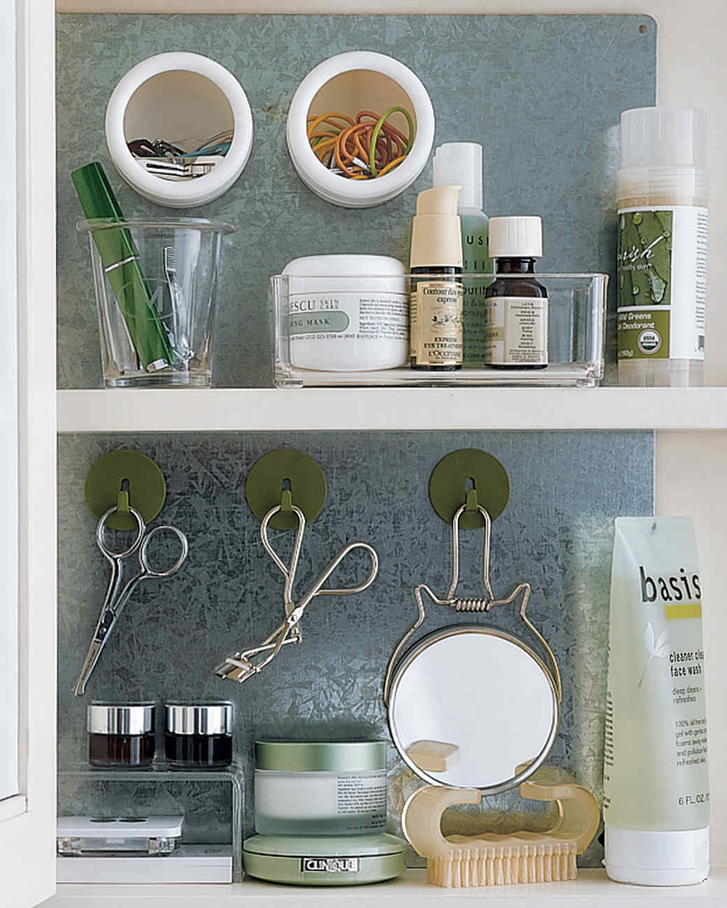 Bathroom Cabinet Organizer Ideas 25 bathroom organizers | martha stewart