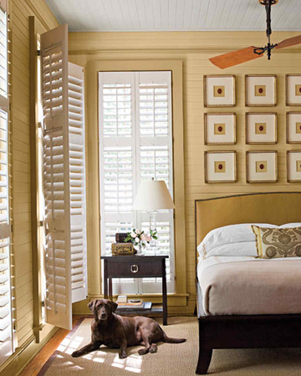 Bedroom Designs Pictures - Breezy bedroom