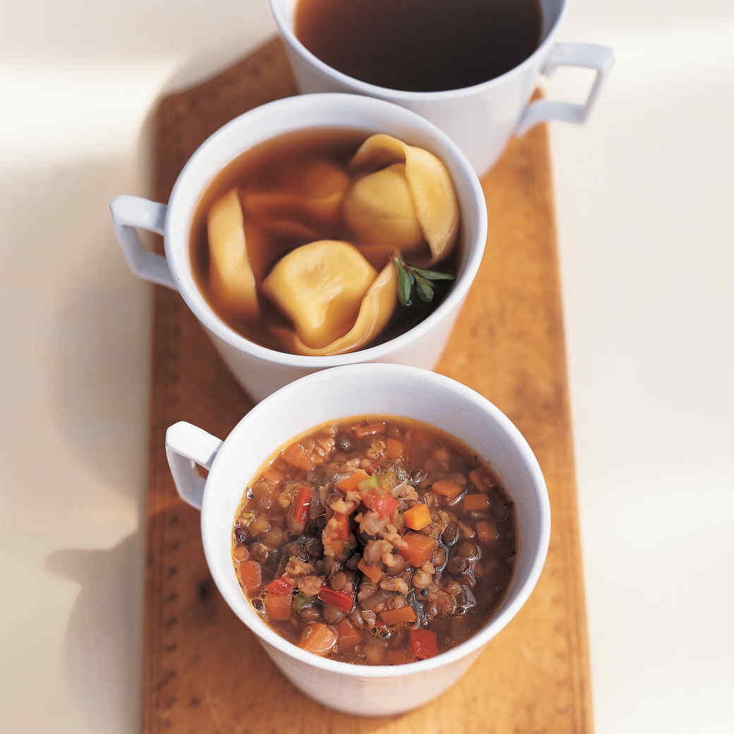 French Lentil Soup