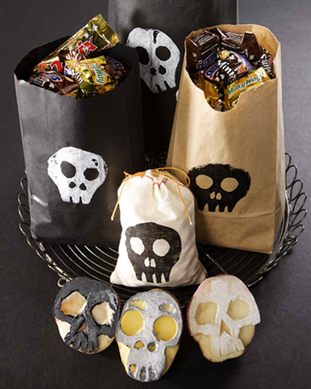 Bewitching Party Favor Bags