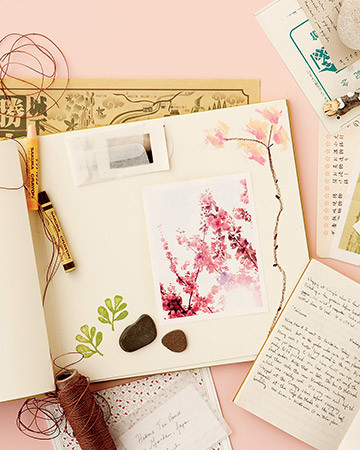 How to scrapbook tips