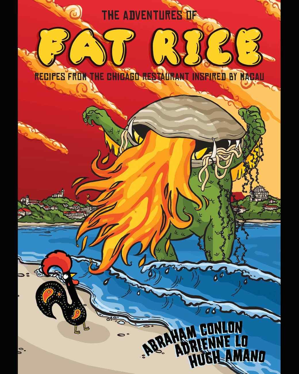 Fat Rice cookbook cover