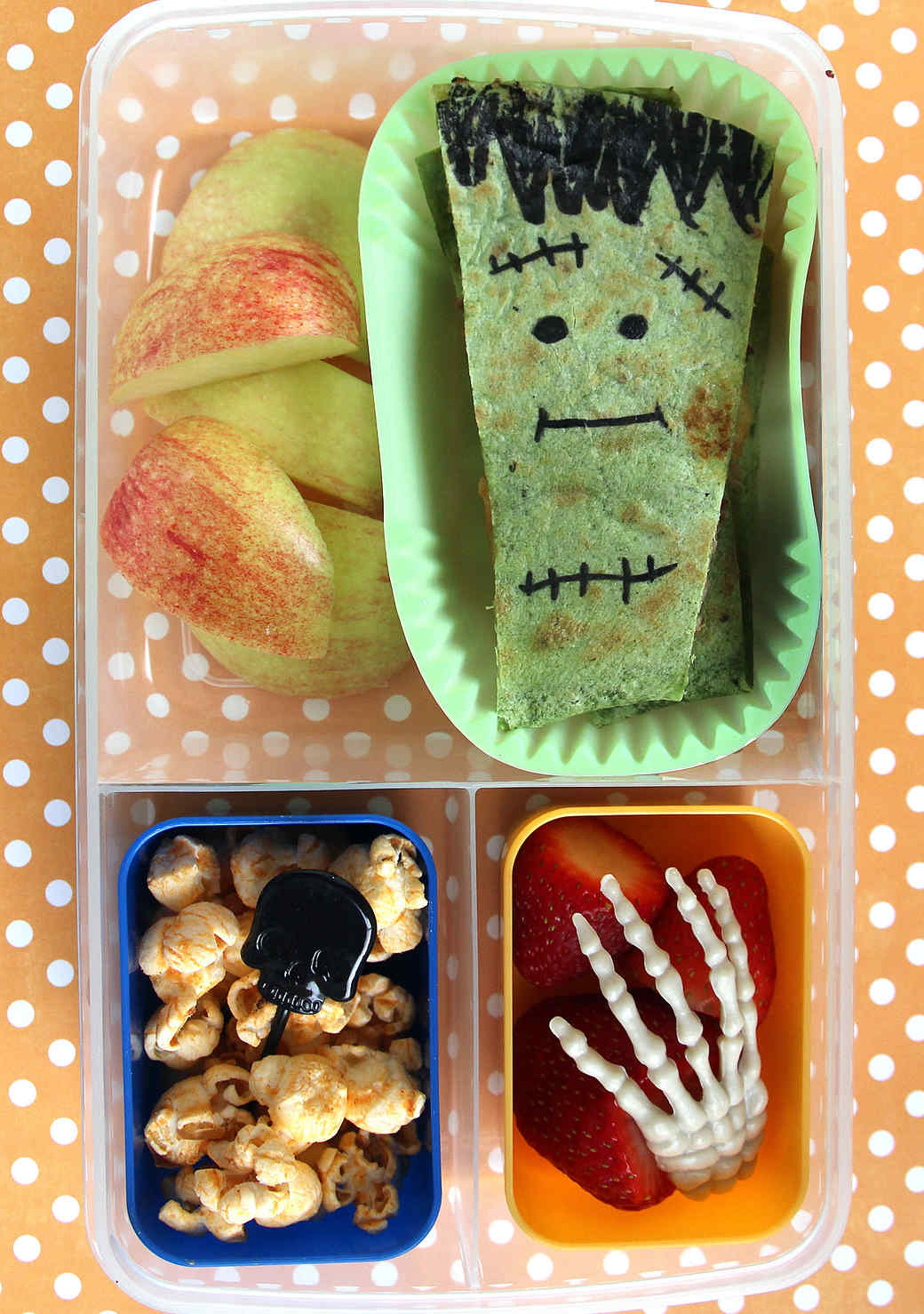 10 Super-Scary But Also Very Cute Bento Boxes for Halloween