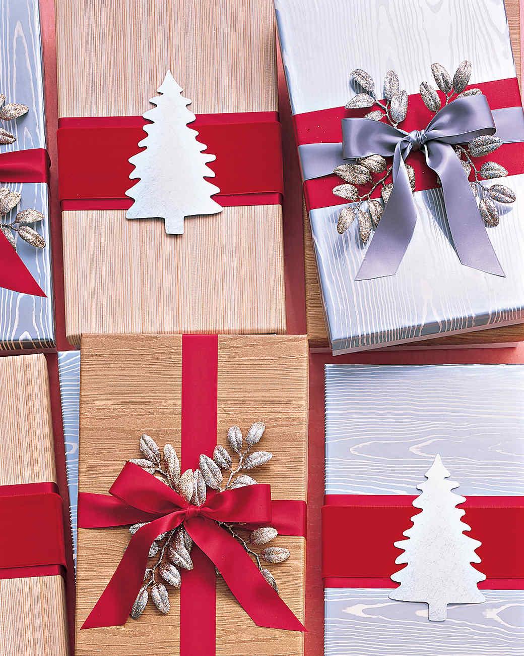 Оформление подарков на новый год своими руками фото