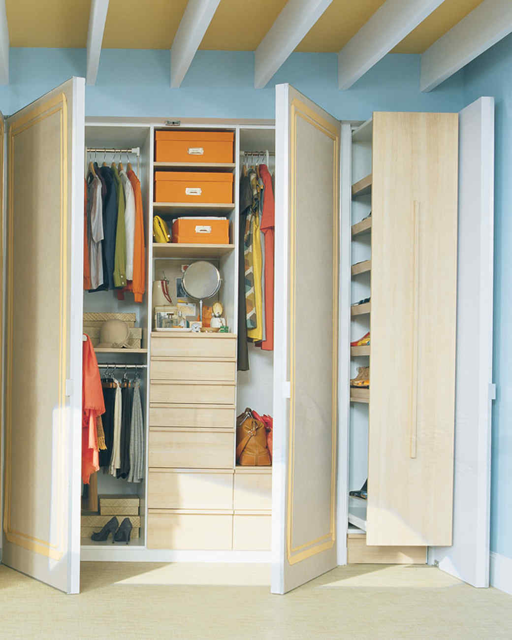 a call to order maximizing your closet space martha stewart high altitude