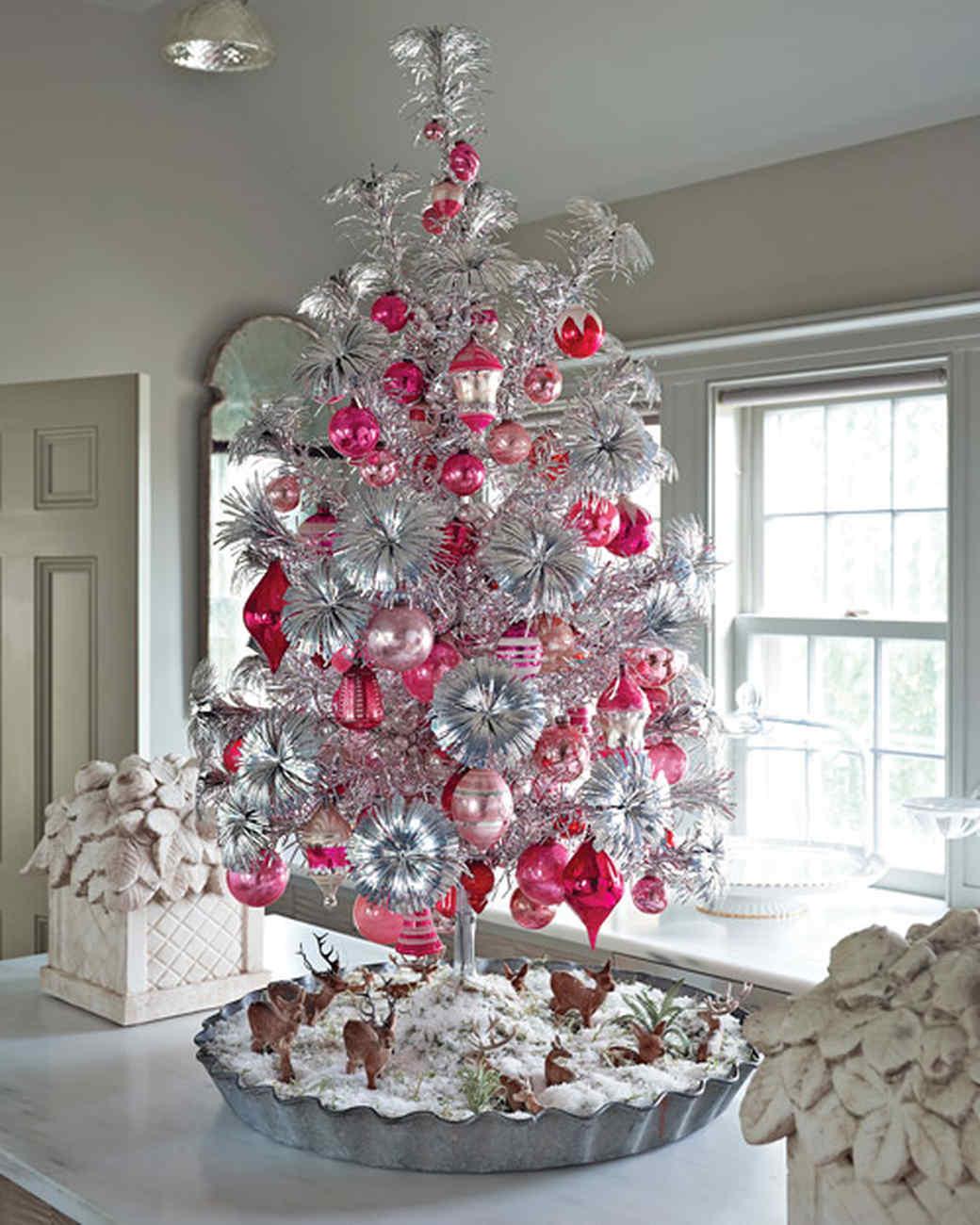 Martha's Holiday Decorating Ideas Martha Stewart