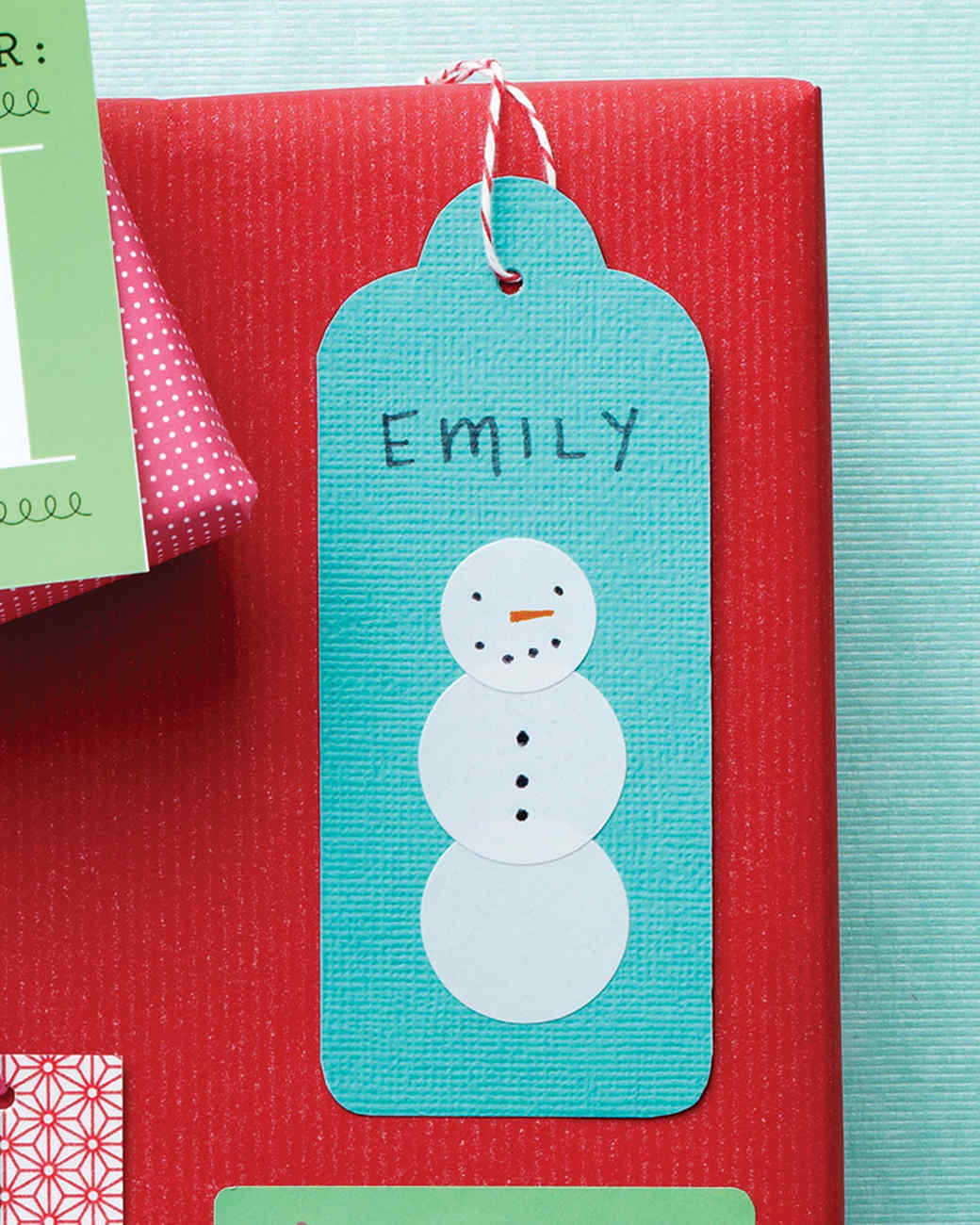Holiday Gift Tags and Labels Martha Stewart