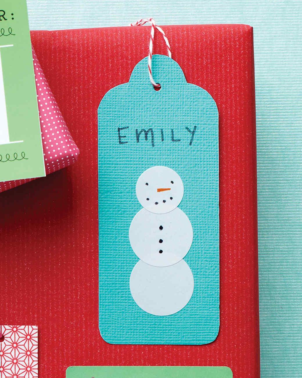 Martha Stewart Wedding Gift Tags : Holiday Gift Tags and Labels Martha Stewart