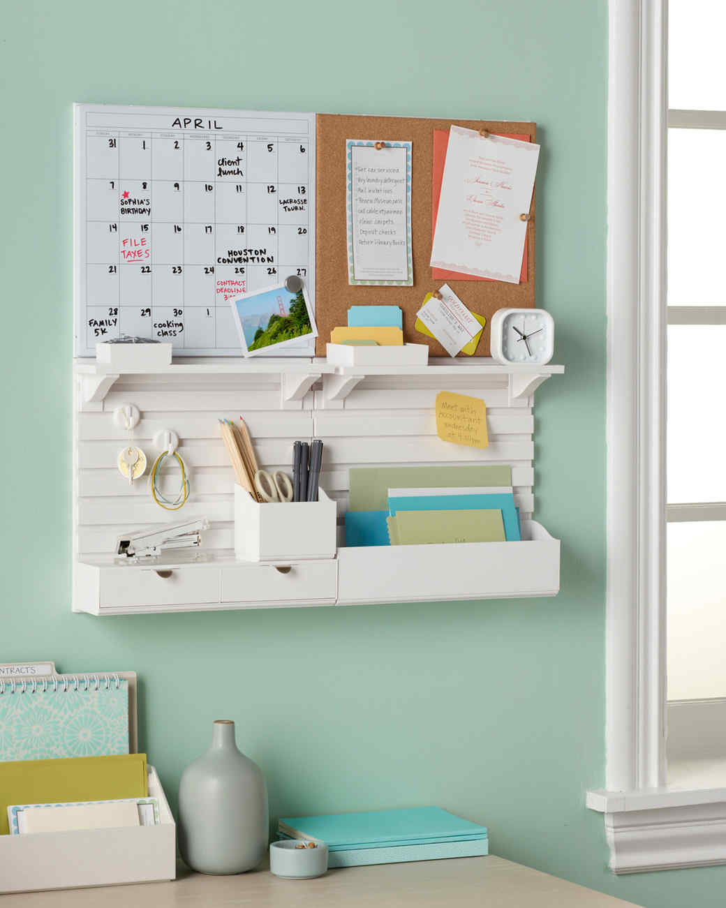 Wall Organizers For Home martha stewart home office with avery exclusively at staples
