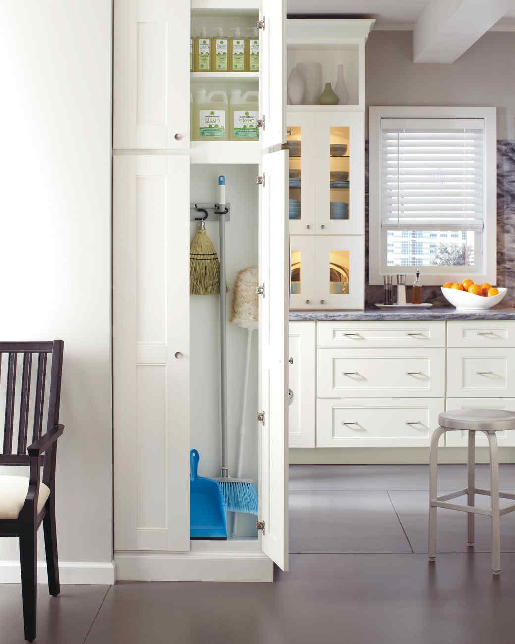 Kitchen Storage Ideas For Busy Parents