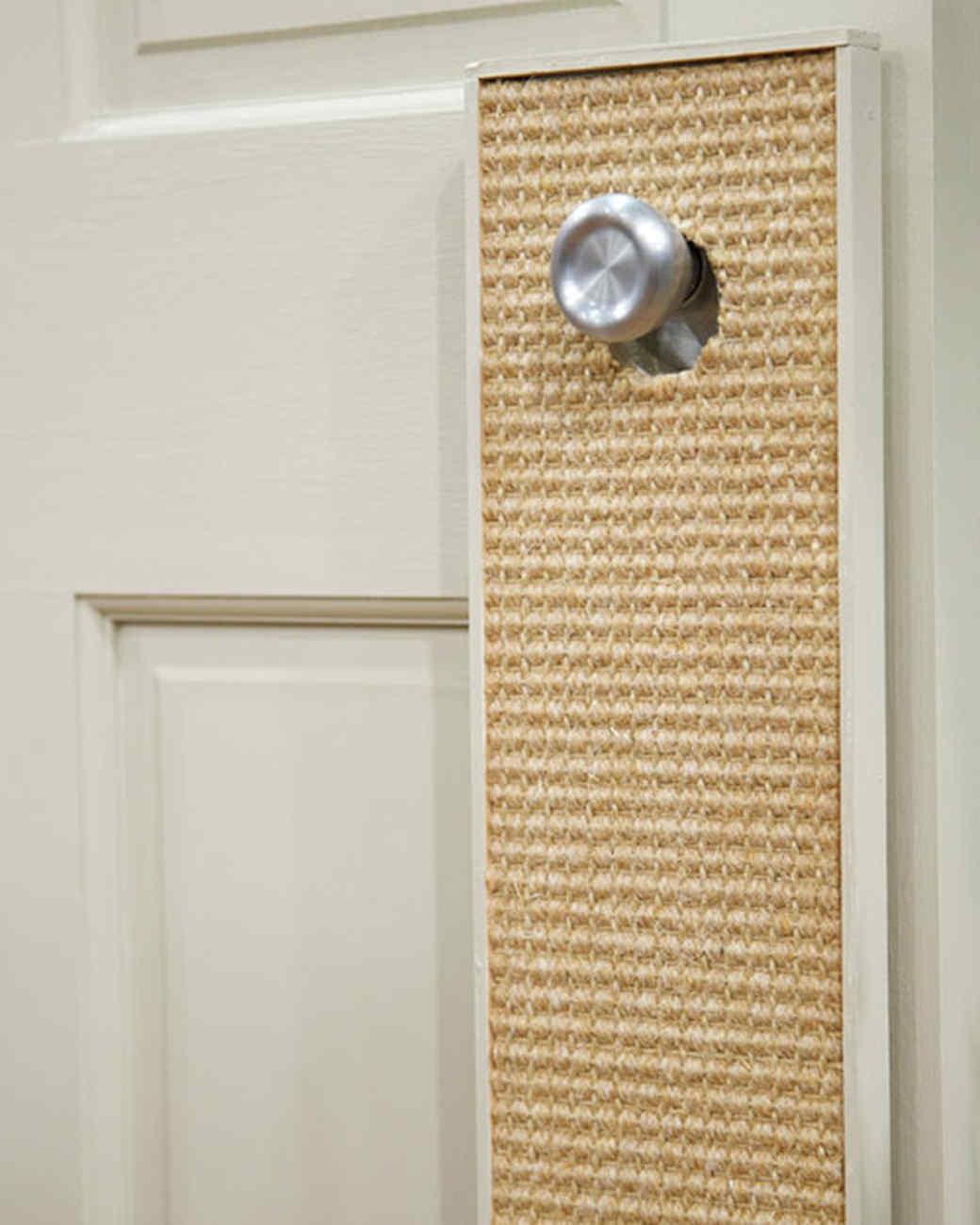 & Door Cat Scratcher \u0026 Video | Martha Stewart Pezcame.Com