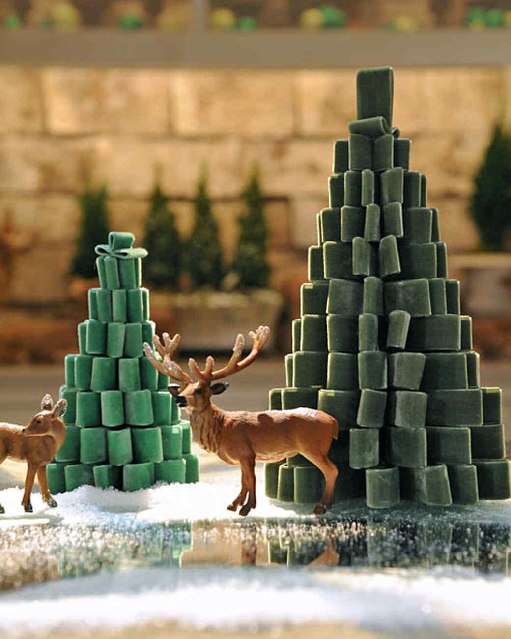 Affordable Christmas Crafts | Martha Stewart