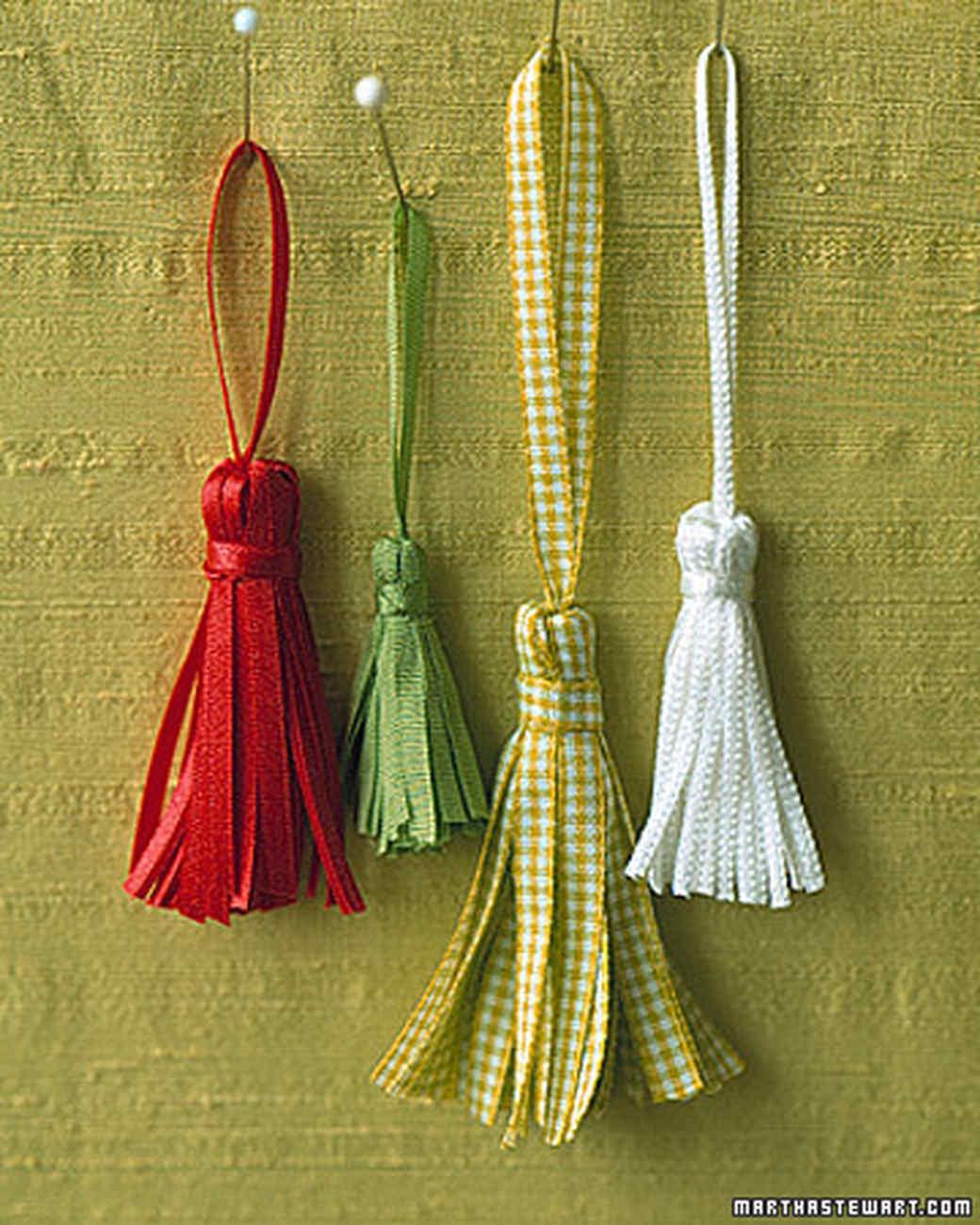 a decorative past how tassels changed history martha stewart