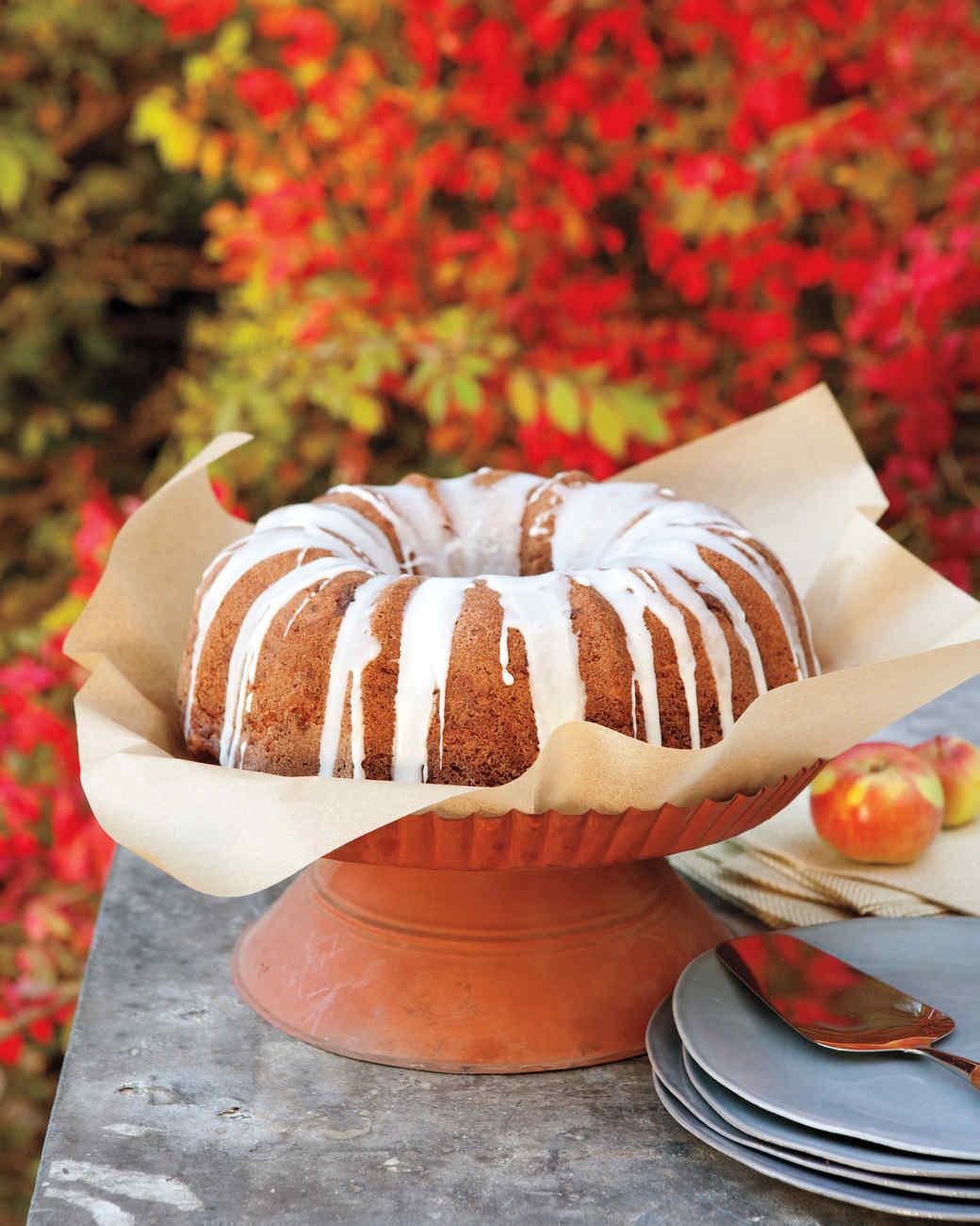 Best-Ever Bundt Cake Recipes | Martha Stewart