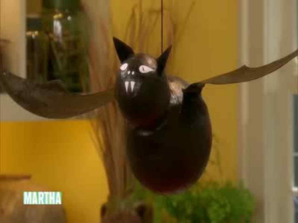How to Make a Bat Pinata