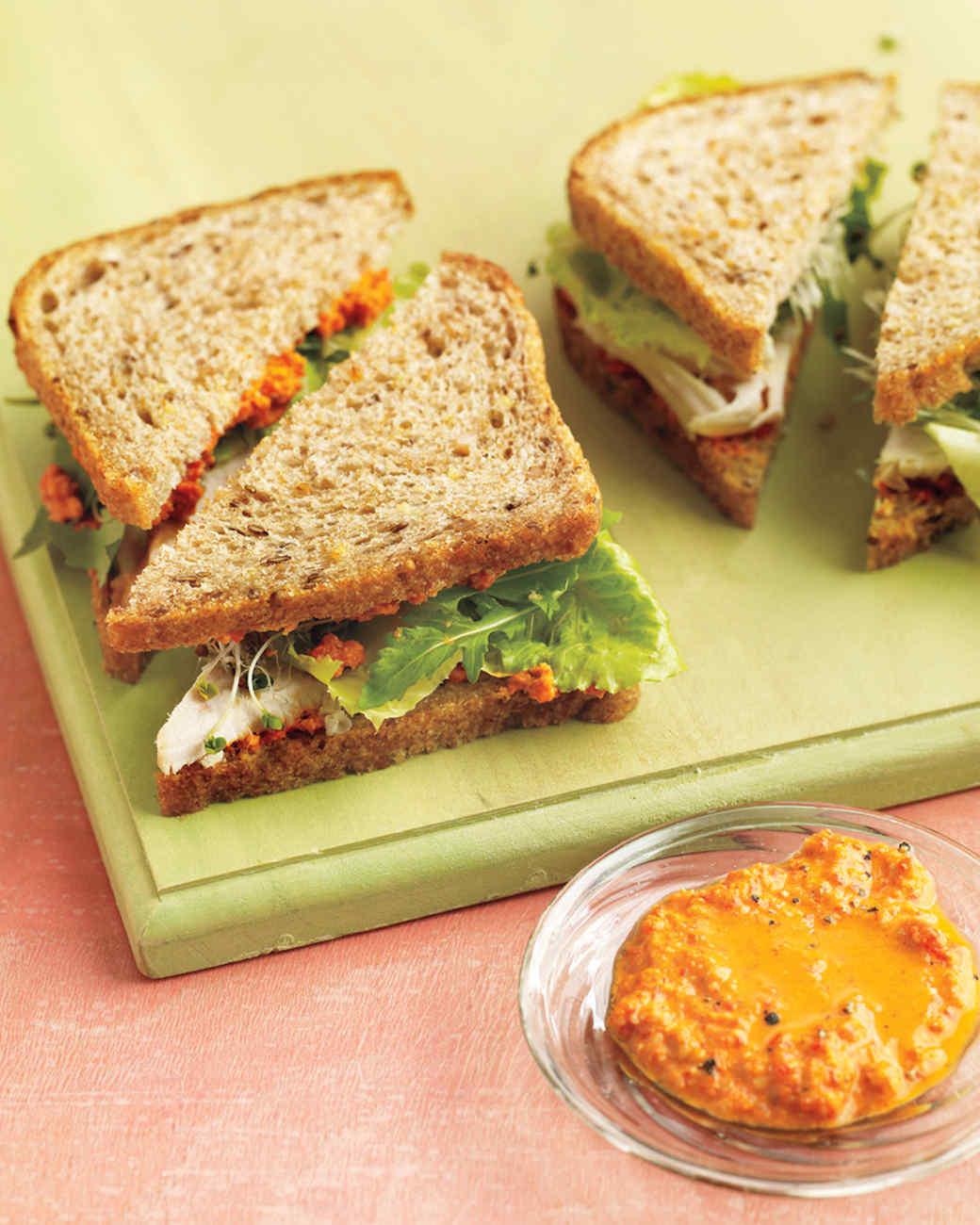 Turkey sandwich recipe martha stewart for Thanksgiving turkey sandwich recipe