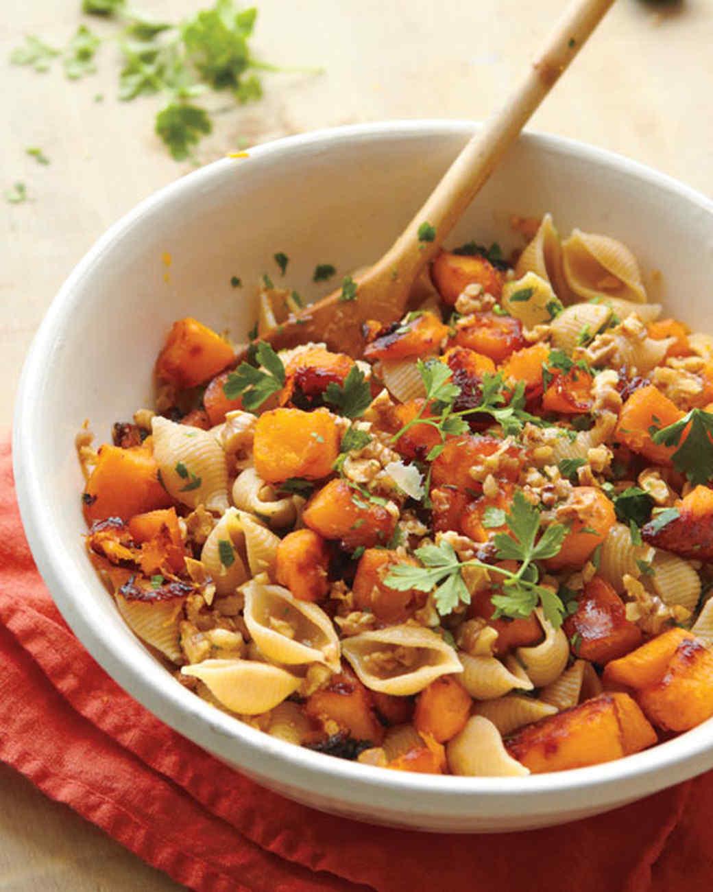 Fall Pasta Recipes Martha Stewart