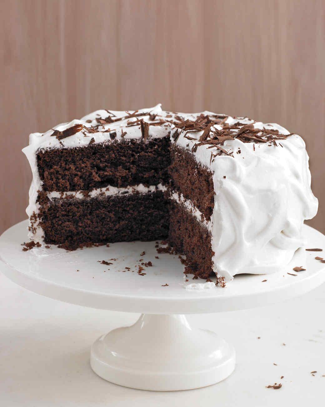 Martha stewart chocolate mousse cake recipe