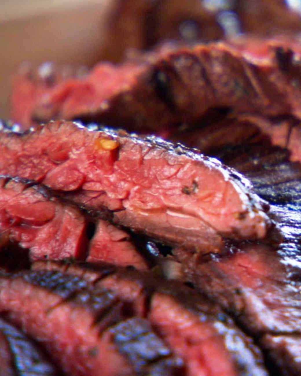 how to make skirt steak tender