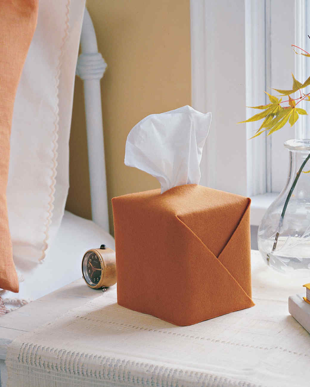 Как сделать коробку для салфеток