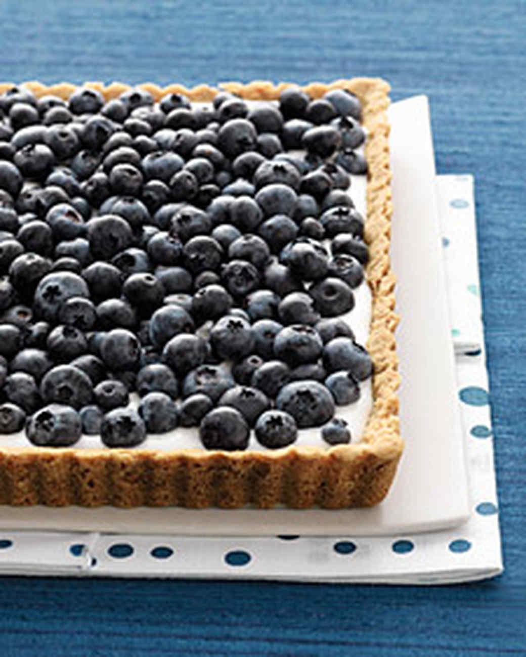 Grandma S Blueberry Cake