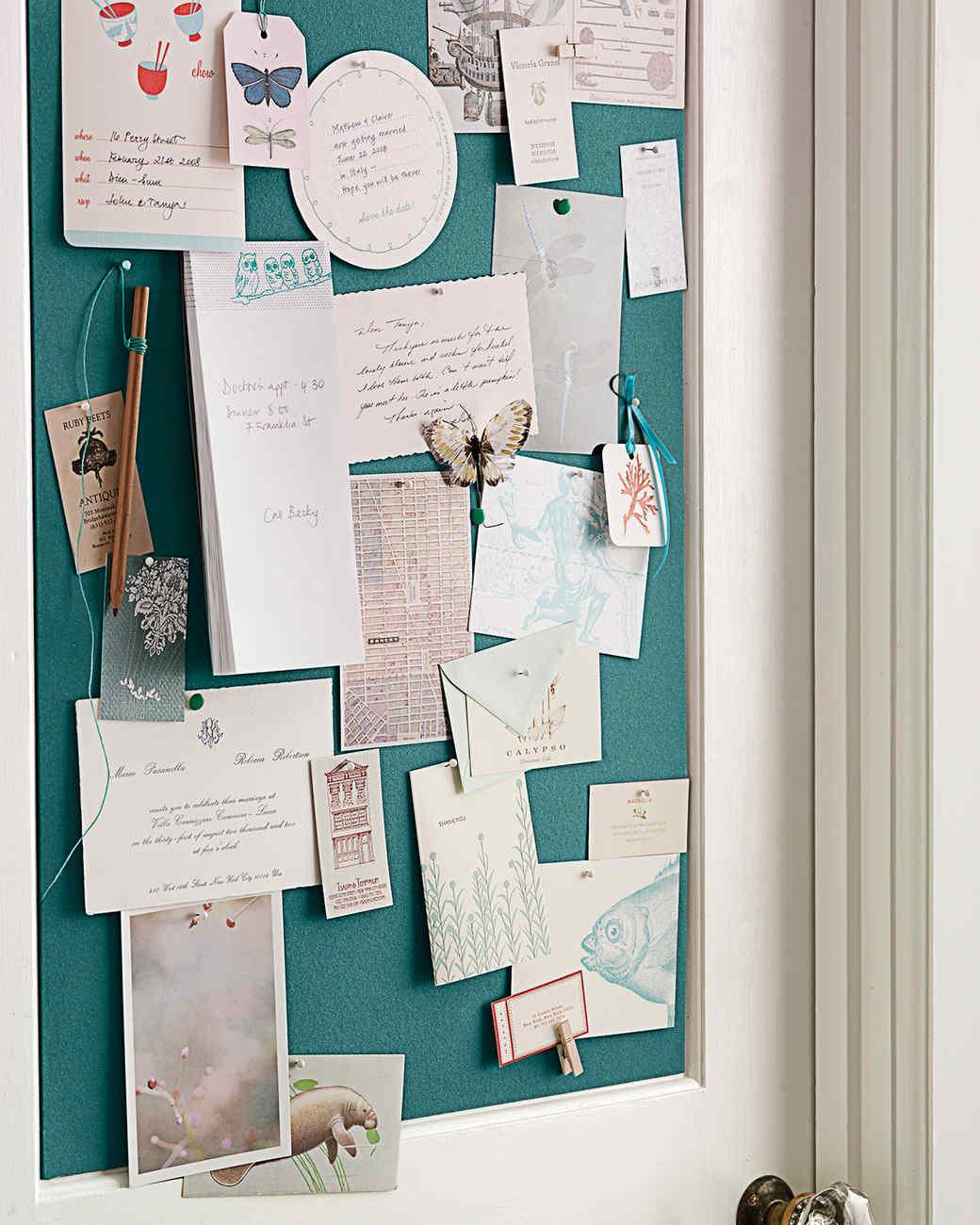 Valentine Gift Idea 2 Home Decor Frame Layout: Martha Stewart