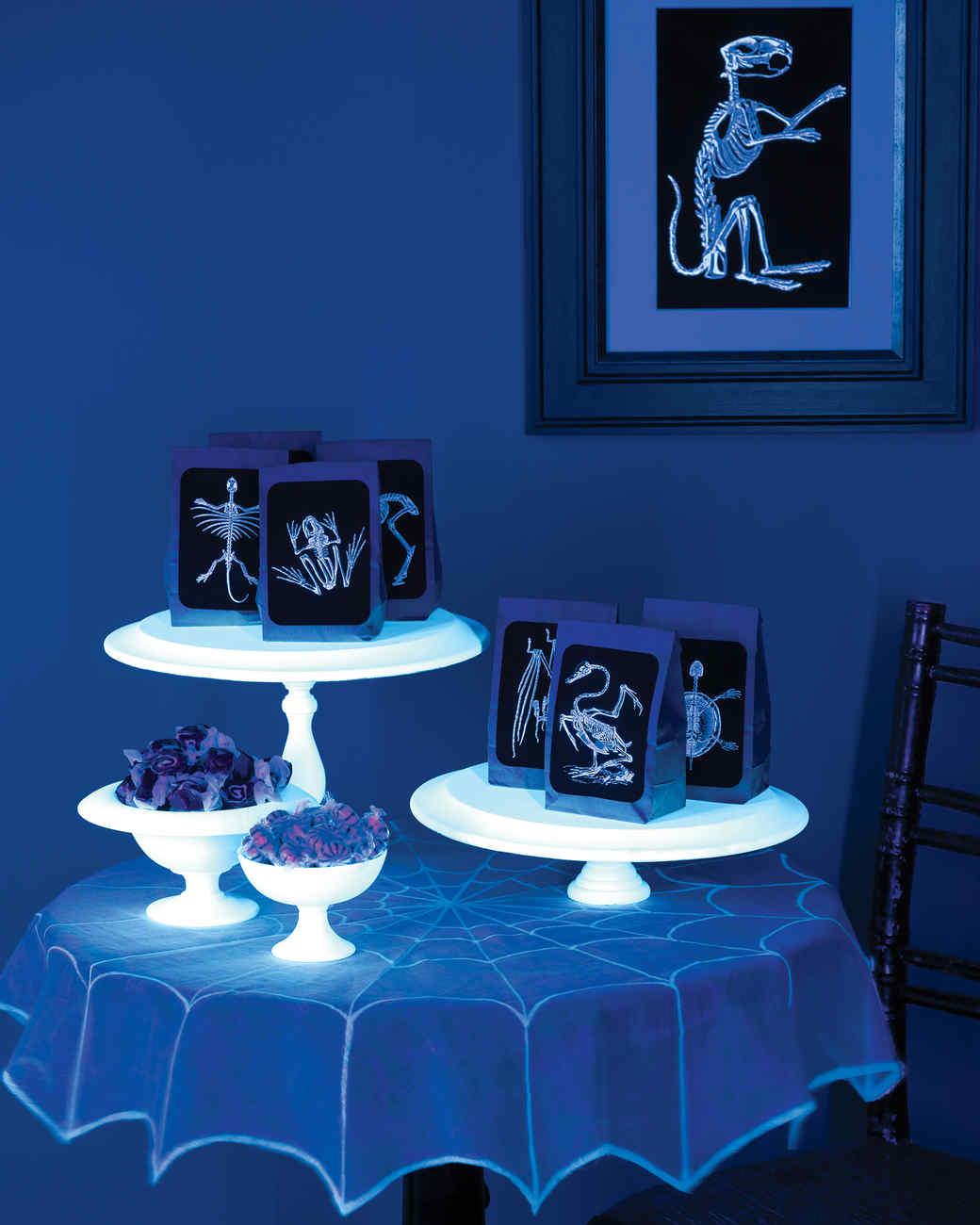 Glow In The Dark Halloween Martha Stewart