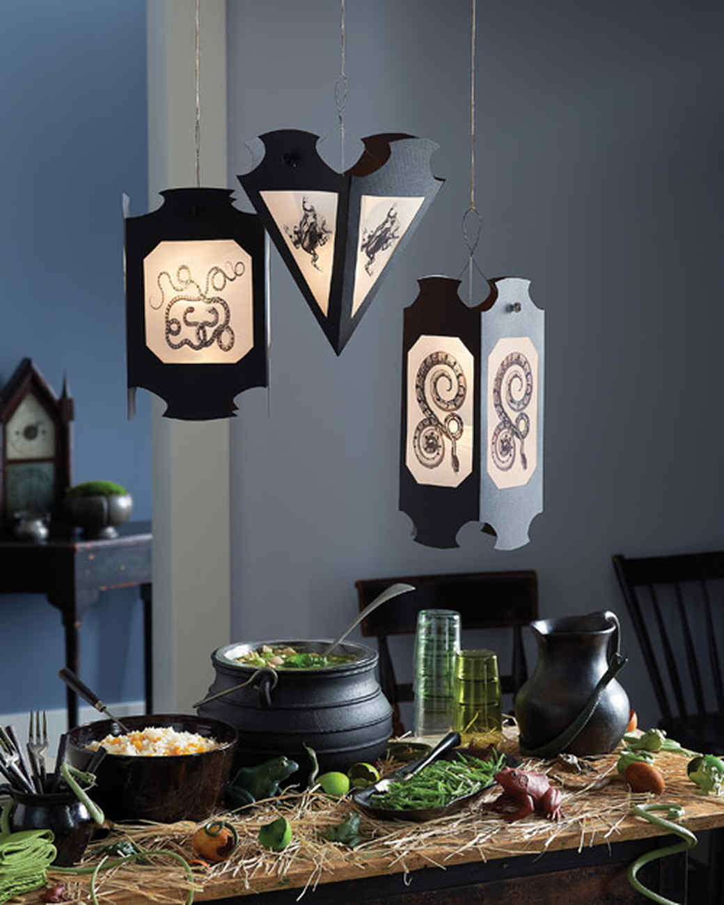 Modern Halloween Decor halloween decorating ideas