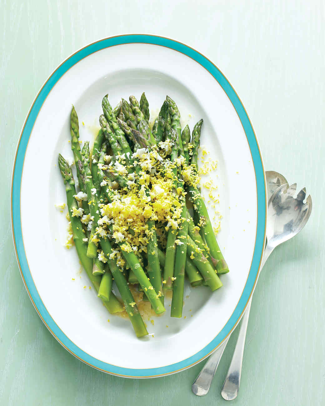 31 Days Of Asparagus Recipes Because Spring Is Almost Here Martha Stewart