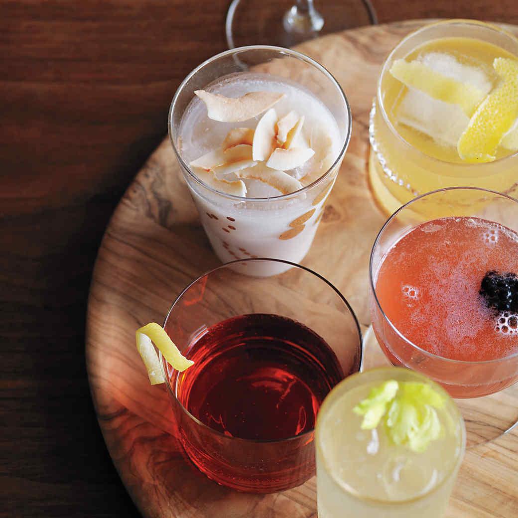 How to Host a Happy Hour Like Martha Stewart